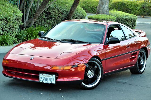 1991 Toyota MR2 Reseda, CA 1