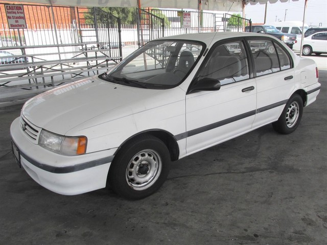 1991 Toyota Tercel DX This particular vehicle has a SALVAGE title Please call or email to check a