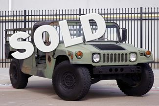 1992 Am General Hummer  M998 * HMMWV * 2 Door * Soft Top * DIESEL * TEXAS Plano, Texas