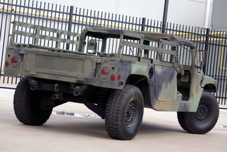 1992 Am General Hummer  H1 * 2-Door * DIESEL * Street Legal * TX TITLE * Plano, Texas 4