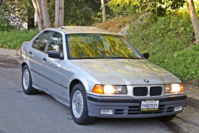 1992 BMW 3 Series 325i SEDAN ONLY 67K ORIGINAL MLS AUTOMATIC Woodland Hills, CA 50