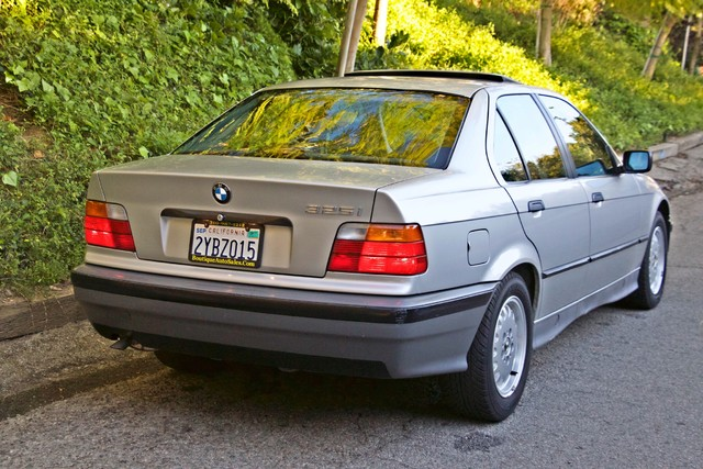 1992 BMW 3 Series 325i SEDAN ONLY 67K ORIGINAL MLS AUTOMATIC Woodland Hills, CA 49