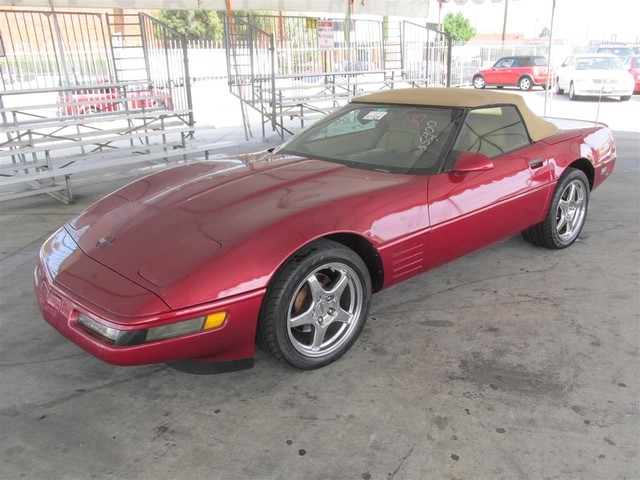 1992 Chevrolet Corvette Please call or e-mail to check availability All of our vehicles are ava