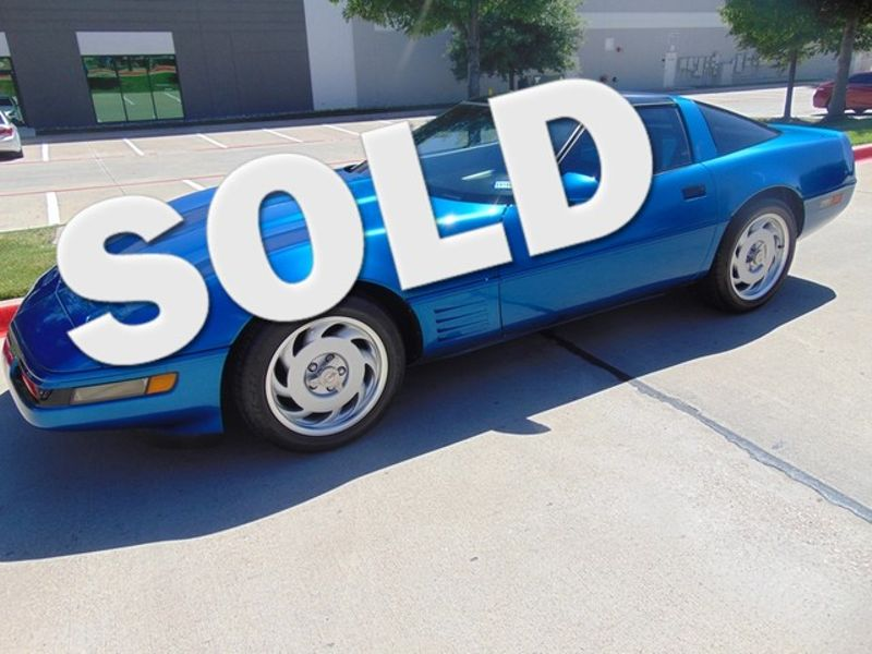 1992 Chevrolet Corvette ONE OWNER 49,274 ORIGINAL MILES | Grapevine, TX | Corvette Center Dallas in Grapevine TX