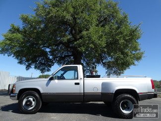 1992 Chevrolet Silverado 3500 DRW Regular Cab 6.5L V8 Diesel in San Antonio Texas