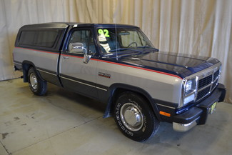 1992 Dodge D250 & W250 Roscoe, Illinois