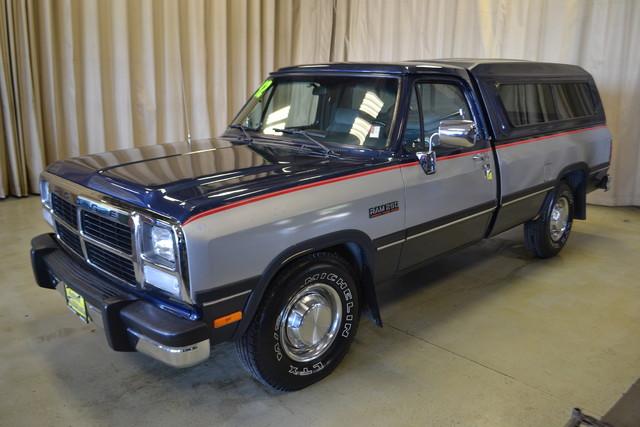 1992 Dodge D250 & W250 Roscoe, Illinois 2