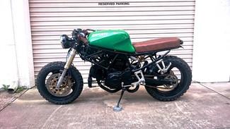 1992 Ducati 750SS MADE-TO-ORDER SCRAMBLER Mendham, New Jersey 1