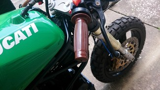 1992 Ducati 750SS MADE-TO-ORDER SCRAMBLER Mendham, New Jersey 12