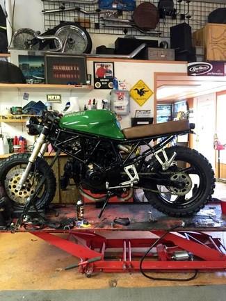 1992 Ducati 750SS MADE-TO-ORDER SCRAMBLER Mendham, New Jersey 19