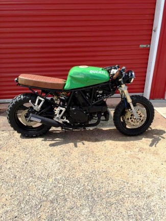 1992 Ducati 750SS MADE-TO-ORDER SCRAMBLER Mendham, New Jersey 24