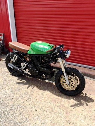 1992 Ducati 750SS MADE-TO-ORDER SCRAMBLER Mendham, New Jersey 25