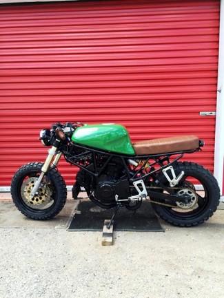 1992 Ducati 750SS MADE-TO-ORDER SCRAMBLER Mendham, New Jersey 46