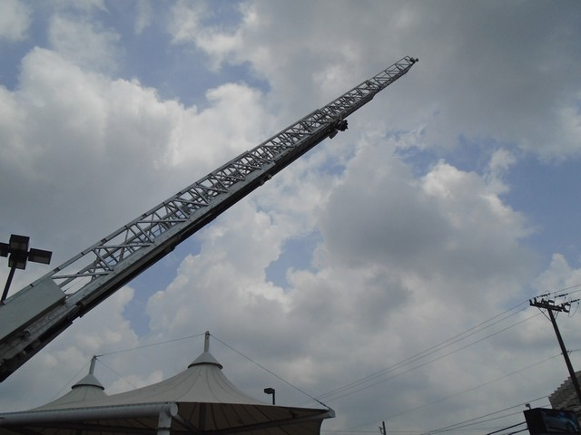 1992 E-One /Hush Qunit 110FT LADDER /PUMPER 4DR HURRICANE San Antonio, Texas 61