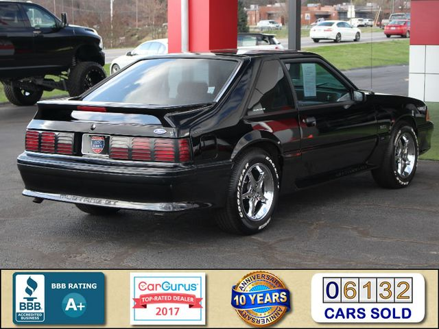 1992 Ford Mustang GT - 5.0L HO V8 - SUNROOF Mooresville , NC 2