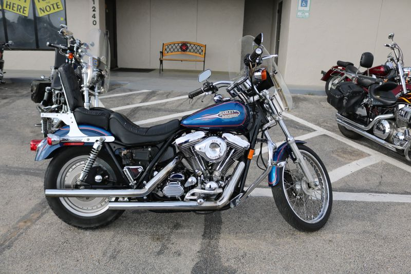 1992 Harley Davidson FXR  | Hurst, Texas | Reed's Motorcycles in Hurst Texas