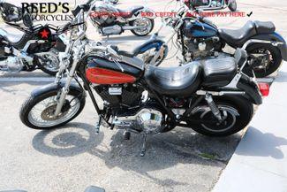1992 Harley Davidson FXLR in Hurst Texas