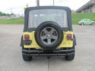 "1992 Jeep Wrangler ""S"" Dickson, Tennessee 3"