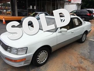 1992 Lexus 1 Owner!! Local Trade!! LS 400- $1500 BUY HERE PAY HERE!!  CARMARTSOUTH.COM Knoxville, Tennessee