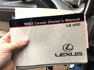 1992 Lexus 1 Owner!! Local Trade!! LS 400- $1500 BUY HERE PAY HERE!!  CARMARTSOUTH.COM Knoxville, Tennessee 13