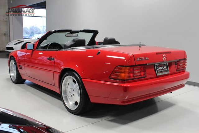 1992 Mercedes-Benz 300 Series 300SL Merrillville, Indiana 2