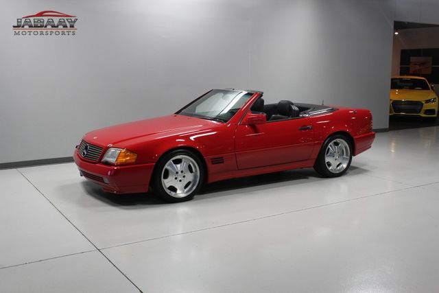 1992 Mercedes-Benz 300 Series 300SL Merrillville, Indiana 36