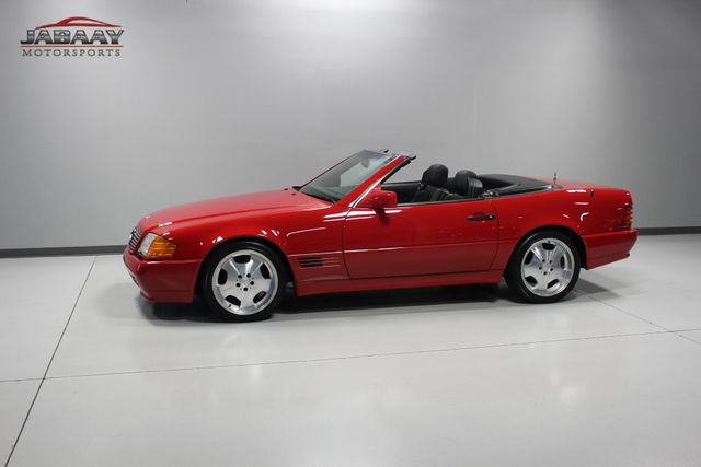 1992 Mercedes-Benz 300 Series 300SL Merrillville, Indiana 37