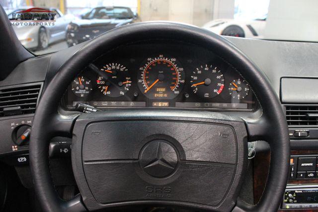 1992 Mercedes-Benz 300 Series 300SL Merrillville, Indiana 15