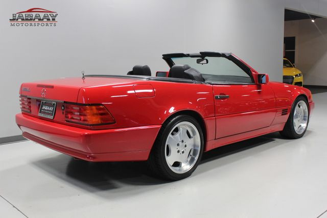 1992 Mercedes-Benz 300 Series 300SL Merrillville, Indiana 4