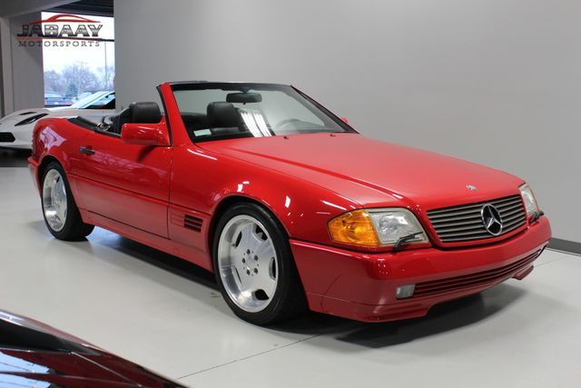1992 Mercedes-Benz 300 Series 300SL Merrillville, Indiana 6