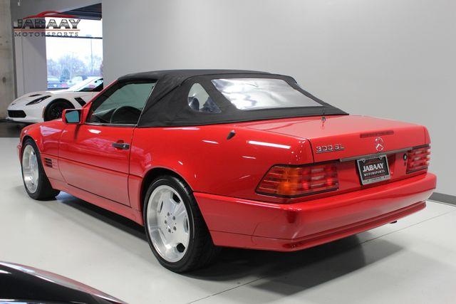 1992 Mercedes-Benz 300 Series 300SL Merrillville, Indiana 28