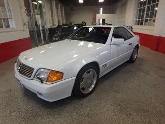 1992 Mercedes 500sl Hard Top, SOFT TOP, NO TOP! HOT & CLEAN!~ Saint Louis Park, MN 9