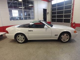 1992 Mercedes 500sl Hard Top, SOFT TOP, NO TOP! HOT & CLEAN!~ Saint Louis Park, MN 3