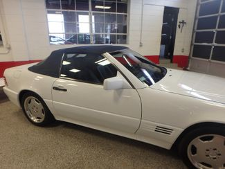 1992 Mercedes 500sl Hard Top, SOFT TOP, NO TOP! HOT & CLEAN!~ Saint Louis Park, MN 5