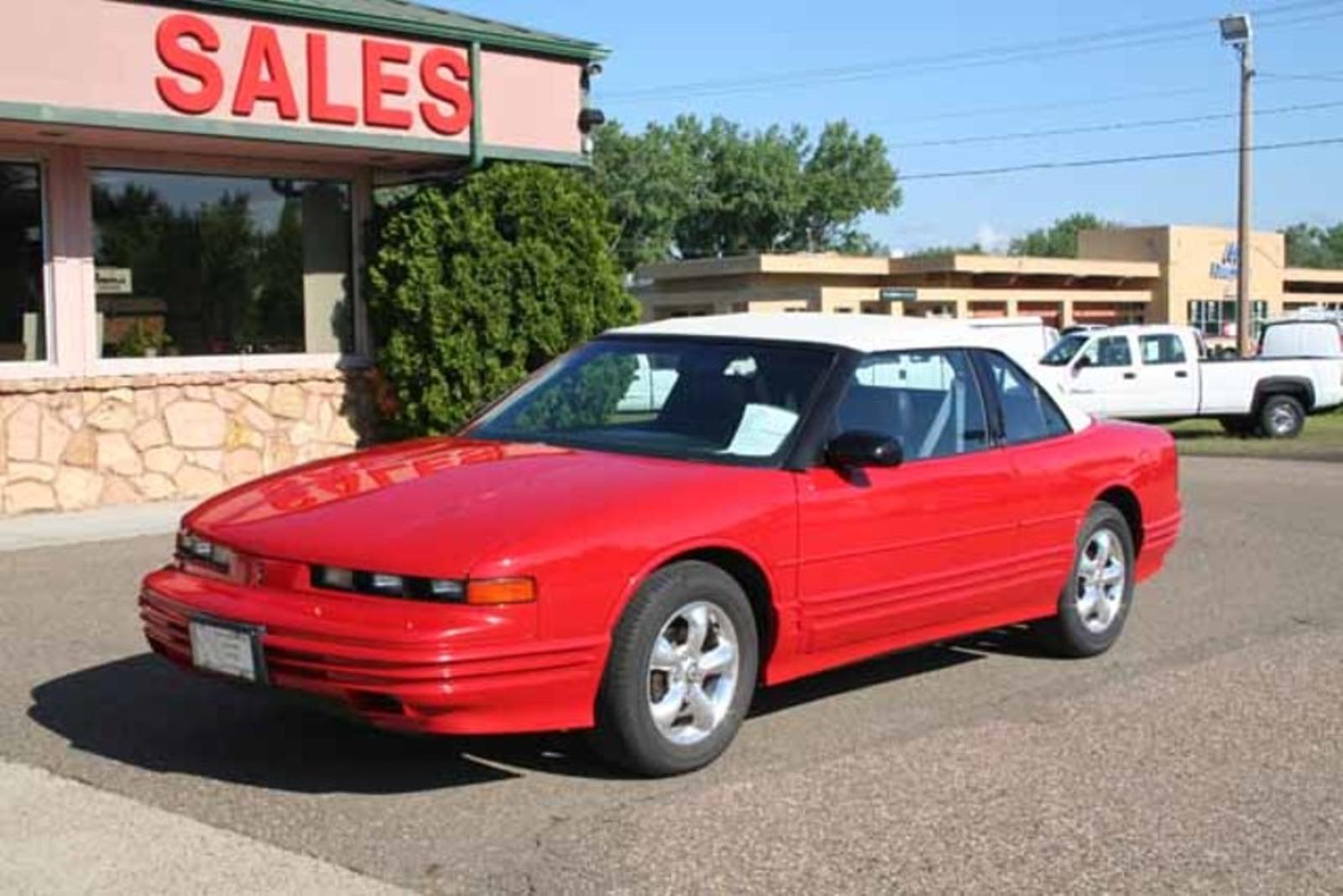 1992 oldsmobile cutlass supreme glendive mt glendive sales