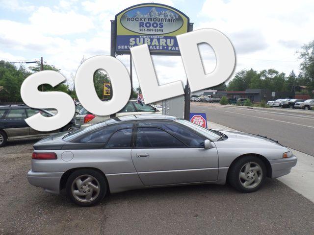 1992 Subaru SVX Sport LS-L Golden, Colorado 0
