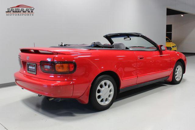 1992 Toyota Celica GT Merrillville, Indiana 4