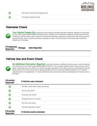 1992 Toyota LAND CRUISER CREW CAB DIESEL AC FJ40 FJ45 FJ55 OJ55 | Denver, CO | WORLDWIDE VINTAGE AUTOS in Denver, CO