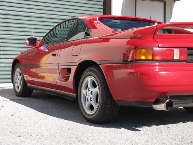 1992 Toyota MR2 TURBO Jacksonville , FL 28