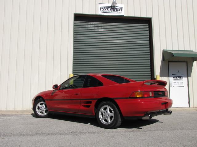 1992 Toyota MR2 TURBO Jacksonville , FL 4