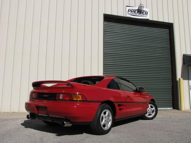 1992 Toyota MR2 TURBO Jacksonville , FL 5