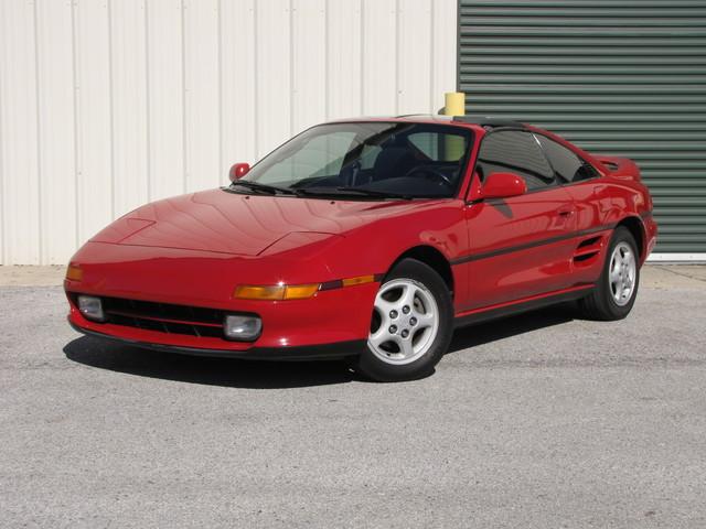 1992 Toyota MR2 TURBO Jacksonville , FL 60