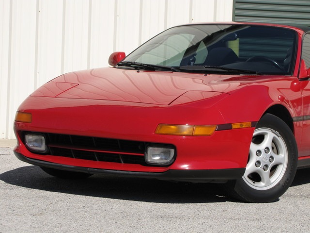 1992 Toyota MR2 TURBO Jacksonville , FL 11