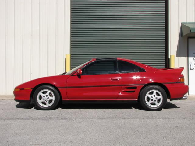 1992 Toyota MR2 TURBO Jacksonville , FL 12