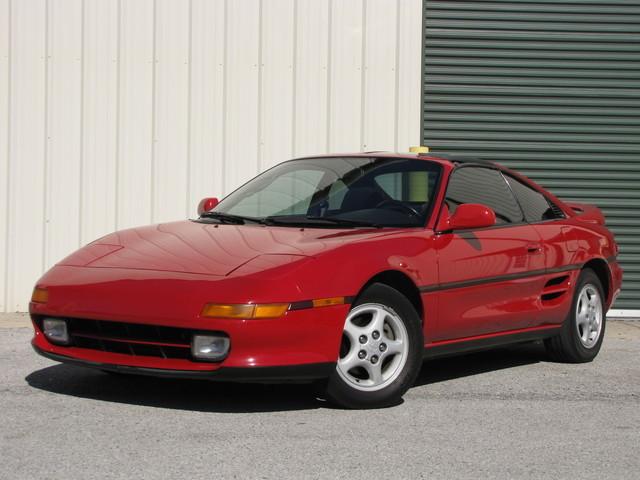 1992 Toyota MR2 TURBO Jacksonville , FL 1