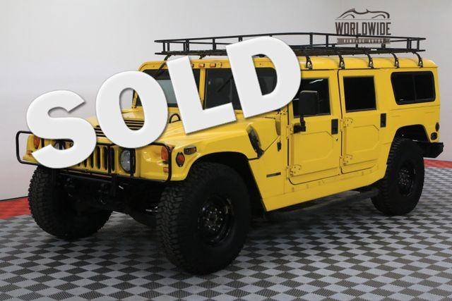 1993 Am General HUMMER H1 WAGON 77K ORIGINAL MILES RARE | Denver, Colorado | Worldwide Vintage Autos