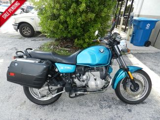 1993 BMW R100R in Hollywood, Florida