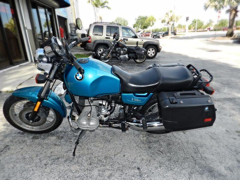 1993 BMW R100R   city Florida  MC Cycles  in Hollywood, Florida