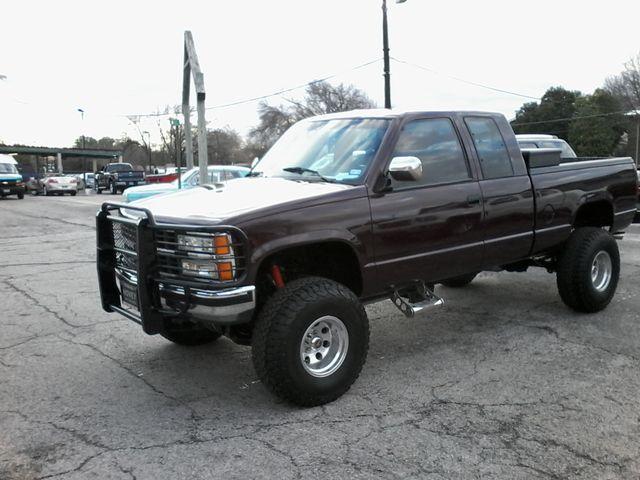1993 Chevrolet C/K 1500 4 X 4 San Antonio, Texas 1