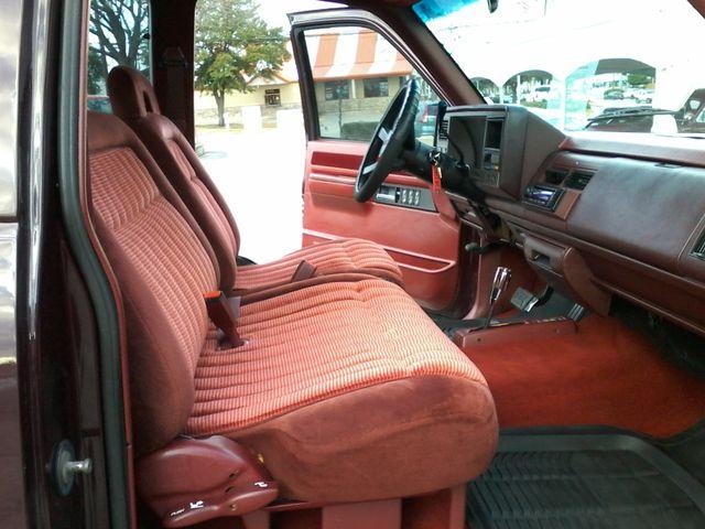 1993 Chevrolet C/K 1500 4 X 4 San Antonio, Texas 10